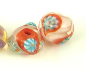 murrini tester beads