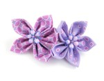 Double Flower Hairclip