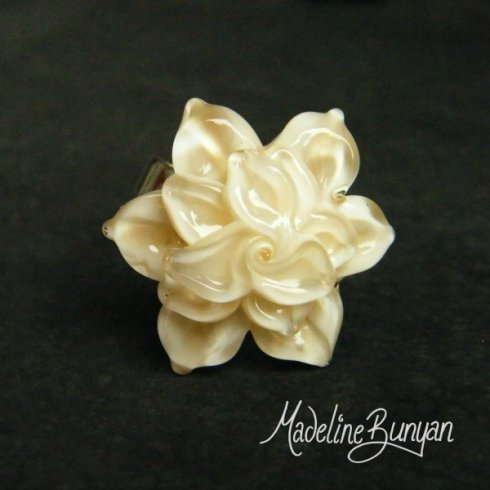 Original style rose ring top